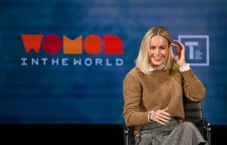 Brie Larson szerint fontos beszélni a pénzről