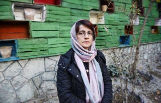 Munkája miatt ítélték börtönre az iráni ügyvédnőt