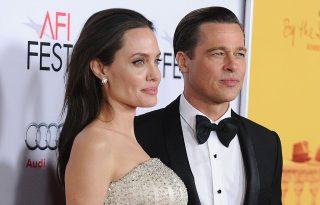 Angelina Jolie és Brad Pitt végre hivatalosan is elvált