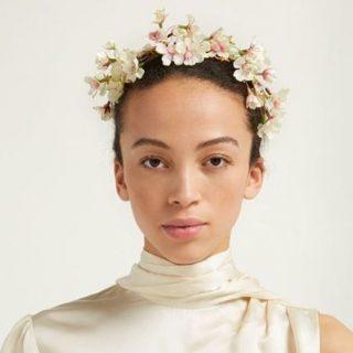 Meghan Markle esküvői virágosa őrült drága hajdíszekkel sokkol