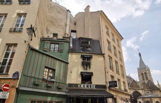 Párizs Instagram-gyanús helyszínei egy csúcsmobillal