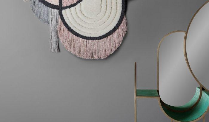 Festmény helyett designer szőnyeget a falra!