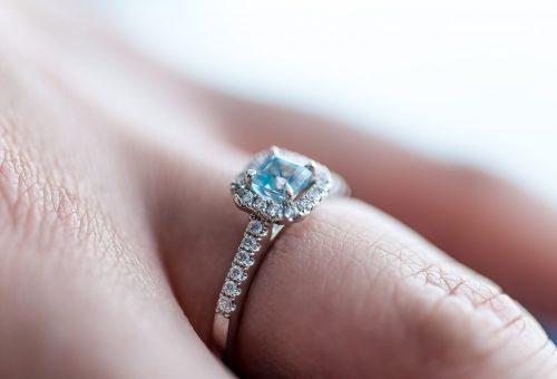Laboratóriumban növesztett gyémánt a környezettudatos házasodóknak