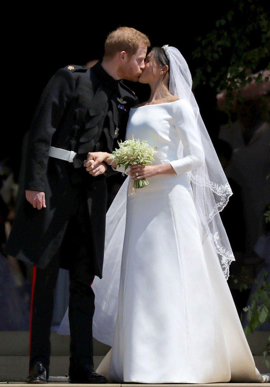 15. kép: Clare Waight Keller nevét garantáltan az egész világ megjegyezte a tavalyi királyi esküvő nyomán