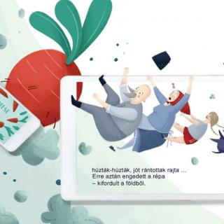 Ingyenesen tölthető le a legnagyobb magyar digitális mesetár