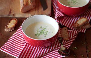 Hogyan készíts sajtszószból isteni levest