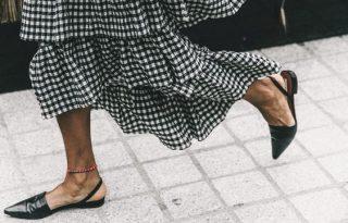 Romantikus szoknyákban élvezzük a napsütést