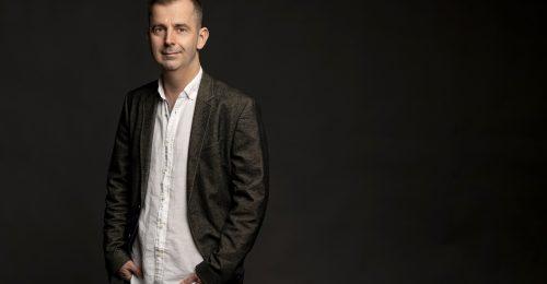 Grecsó Krisztián: Az író megfigyelő lélek