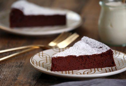 Csokoládémousse torta anyák napjára