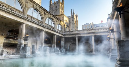 Gyere velünk Bathba