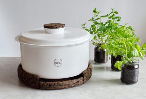 Szemrevaló konyhai komposzttal zöldülhetünk