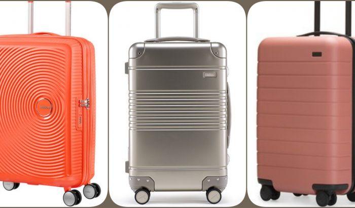 A legszebb kabinbőröndök nyaraláshoz