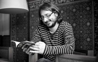 """Cserna-Szabó András: Az """"író"""" nem foglalkozás, inkább létállapot"""