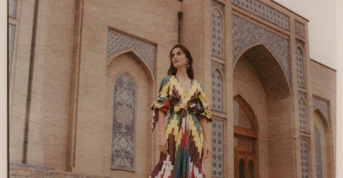 High fashion afganisztáni kézművesektől