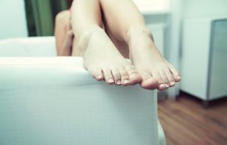 Bomba lábfejeket szeretnél nyárra? Ezekre figyelj!