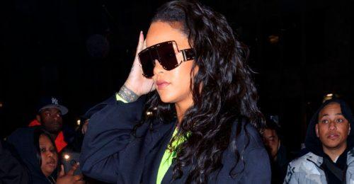 Elindult Rihanna divatmárkája, a Fenty