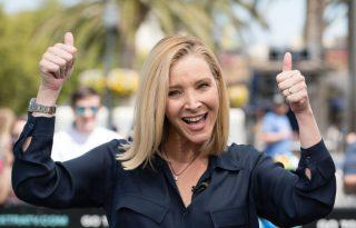 Lisa Kudrow nem nézi újra a Jóbarátokat