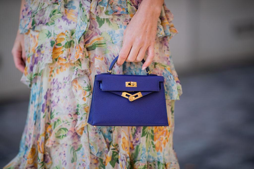 """2. kép: 1930-ban """"született"""" a Kelly táska, amely magáról Grace Kelly-ről, Monaco hercegnőjéről kapta a nevét"""