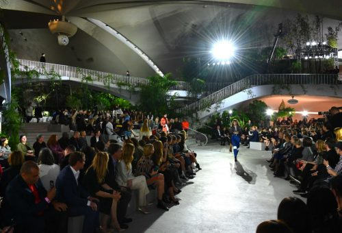 A Louis Vuitton is bemutatta legújabb Cruise kollekcióját