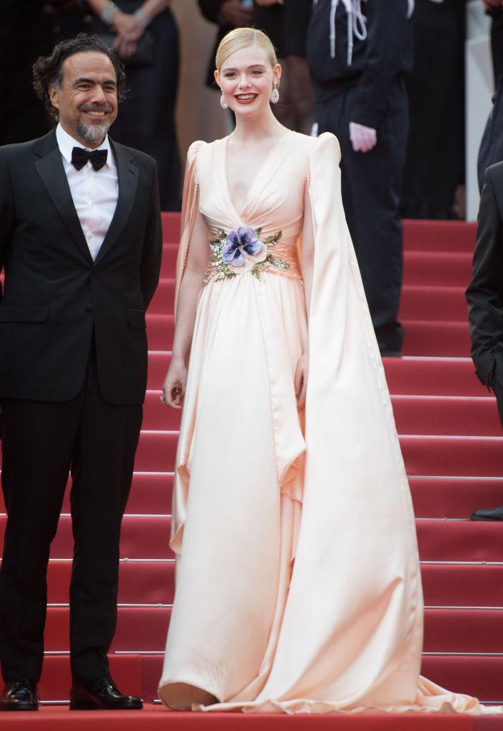 """8. kép: Ebben """"nyitotta meg"""" az idei Cannes-i Filmfesztivált"""