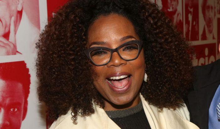 Oprah Winfrey törölközőt vett az első milliójából