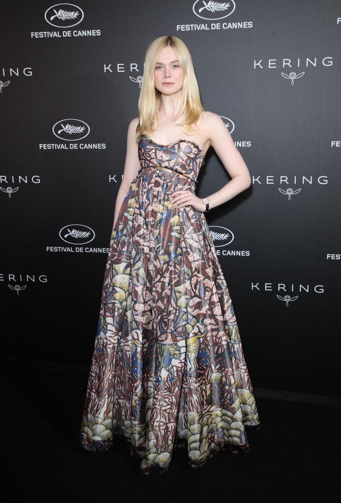 2. kép: Szintén Dior-ruhában