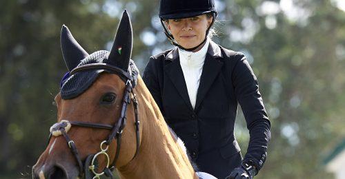 Mary-Kate Olsen műlovarnő lett
