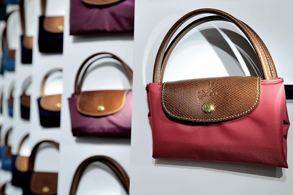 7. kép: Tudtátok, hogy a Longchamp úttörő a nejlon használatában? Az összehajtható, elnyűhetetlen Le Pliage 1997-ben látta meg a napvilágot és azóta is az egyik legkeresettebb táska
