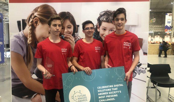 Magyar diákok világsikere Dublinban