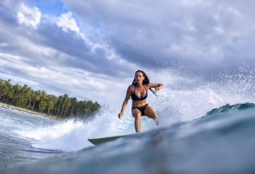 """""""Abban a pillanatban amikor elkapsz egy hullámot, eggyé válsz a természettel"""""""