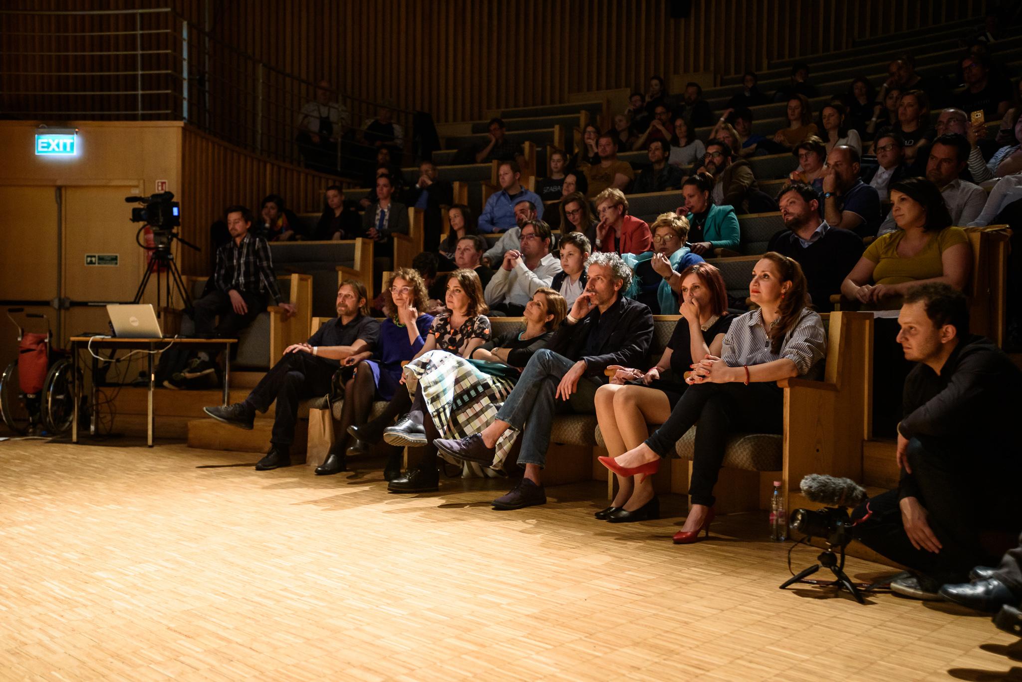 4. kép: A közönség
