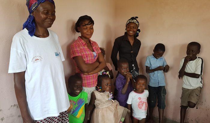 Elkészült a magyarok által épített kongói ház