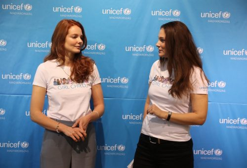 Megnyílt a Mihalik x UNICEF Pop-Up Store