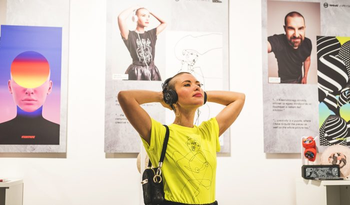 Kortárs magyar művészek alkotása díszíti a MOJO legújabb termékeit
