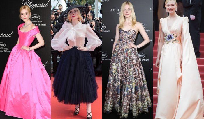 Elle Fanning Cannes-i szettjeinél gyönyörűbbeket keresve sem találhatnánk