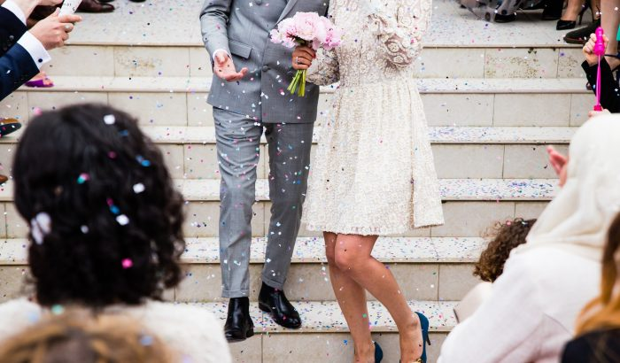 Esküvőszervezés: hogyan számolj le a stresszel?