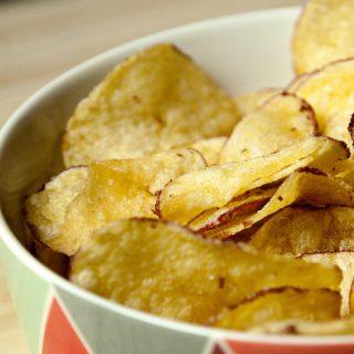 Zöldség kontra burgonya: melyik chips az egészségesebb?
