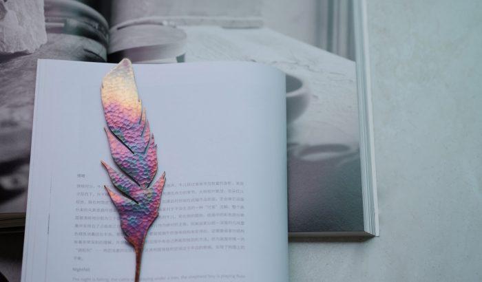 7 tökéletes könyvjelző a nyári regényekhez