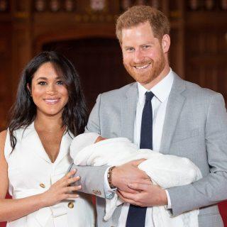 Már publikus Markle és Harry herceg fiának a neve