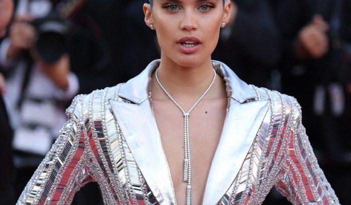 Hódítanak az ezüst és az arany csillogó estélyik Cannes-ban