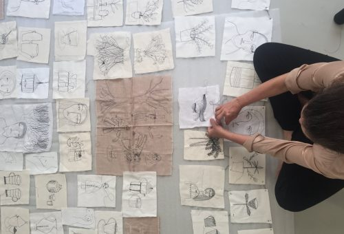 Marozsán Erikával készített közös kollekciót a Je Suis Belle
