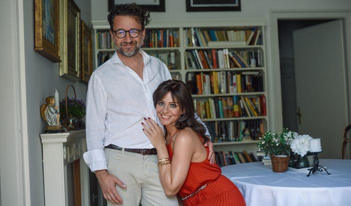 Sikeres nő a feleségem: Csáky Attila filmproducer