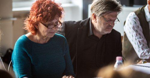 Hernádi Judit az öt Oscar-díjas film színpadi változatának főszerepében
