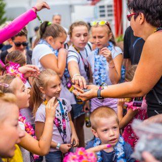 Gyerekkel is buli a Telekom VOLT