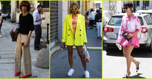 Vagány szettek a Milan Men's Fashion Weekről