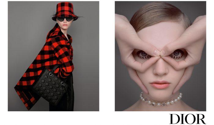 Itt a Dior 2019-es őszi-téli kampánya