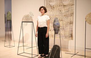 Ember Sári nyerte a Leopold Bloom Képzőművészeti Díjat