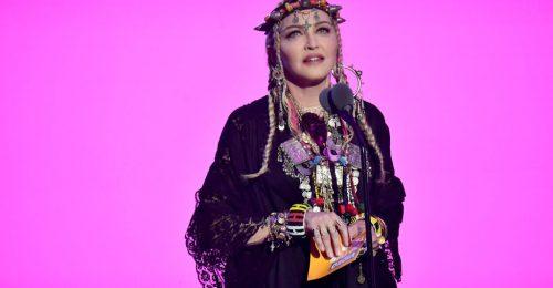 Madonna 60 felett sem áll be a sorba