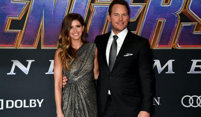 Chris Pratt és Katherine Schwarzenegger összeházasodott