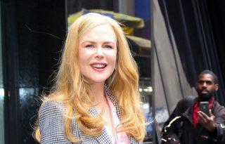 Nicole Kidman a 80-20 elvre esküszik az étkezésben